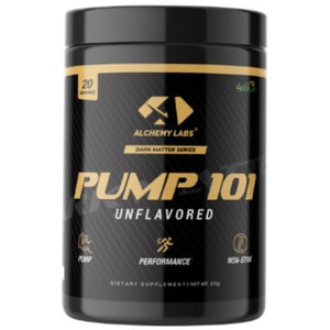 Pump 101 Unflavored