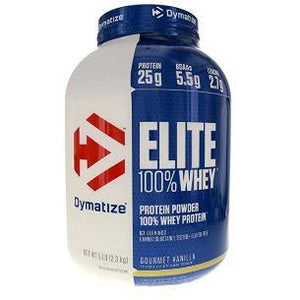 Elite Whey Van 5LB