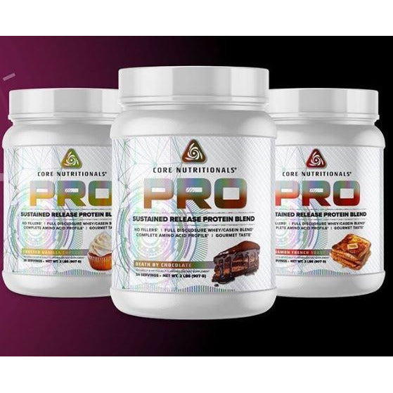 Core PRO Frosted Vanilla Cupcake (New) 2lb