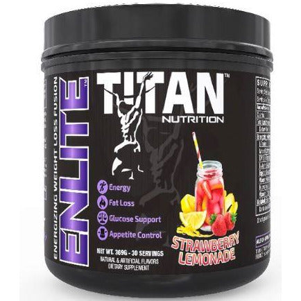 Titan Enlite Strawberry Lemonade