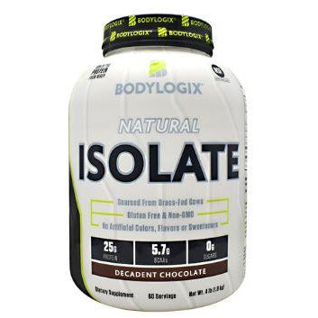 Body Logix Isolate Chocolate 4lb NSF cert