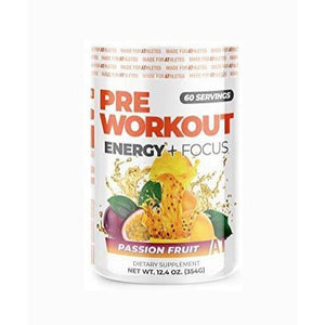 Abouttime Pre-Workout Passion Fruit