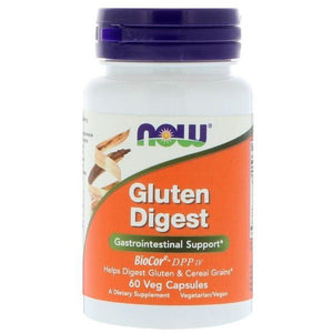 Gluten Digest Enzymes 60vcaps