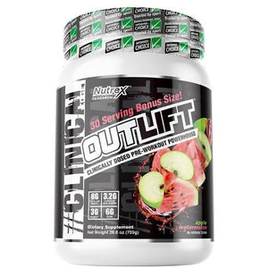 Outlift Apple Watermelon 20 serv