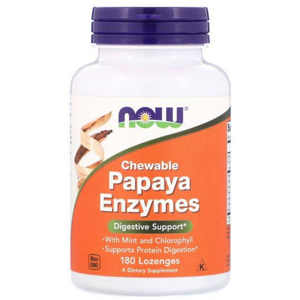 Papaya Enzymes 180 chewables