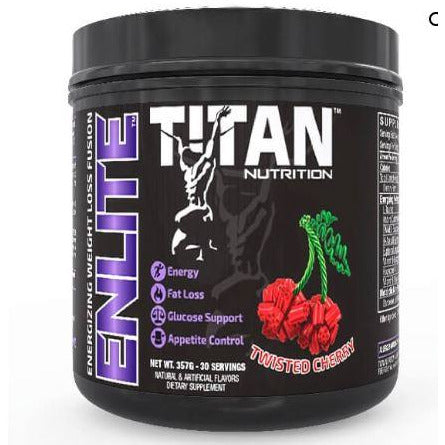 Titan Enlite Twisted Candy