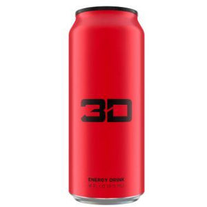 3D Energy Red