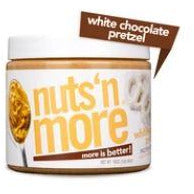 Nuts N More White Chocolate Pretzel
