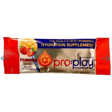 ProPlay Strawberry Mango Packet