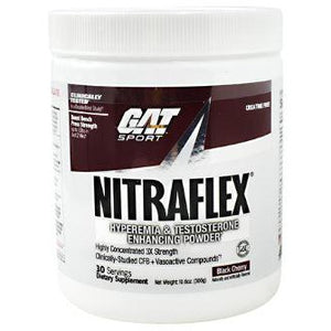 NitraFlex Black Cherry 300g