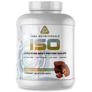 Core Iso 5lb Chocolate Peanut Butter Cup