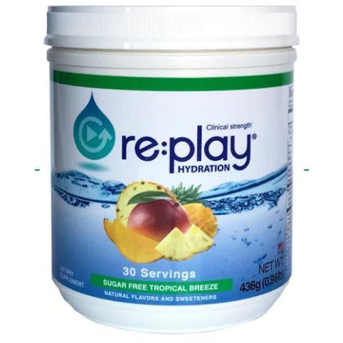 Replay Tropical Breeze 30 serv