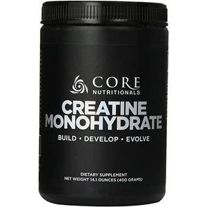 Creatine Monohydrate 400g (Core)