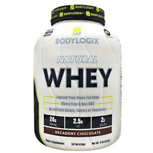 Body Logix Whey Chocolate 4lb NSF cert