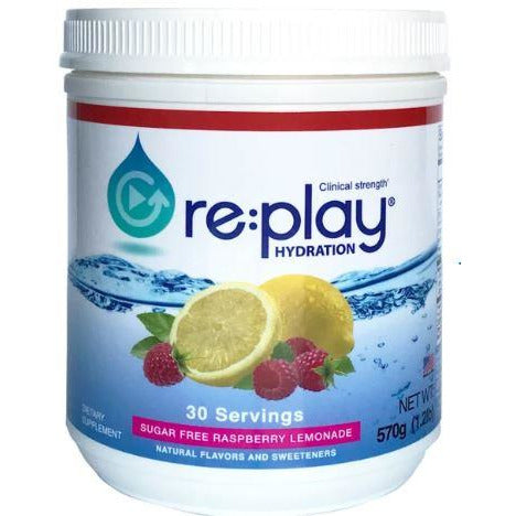 RePlay Raspberry Leomonade 30 serv