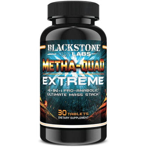 Metha-Quad Extreme 30 tabs (Blackstone)