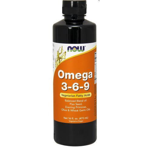 Omega 3-6-9 Liquid 16 fl oz