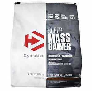 Super Mass Gainer Choc 12LB