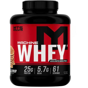 Machine Whey 5lb Pancakes and Syrup
