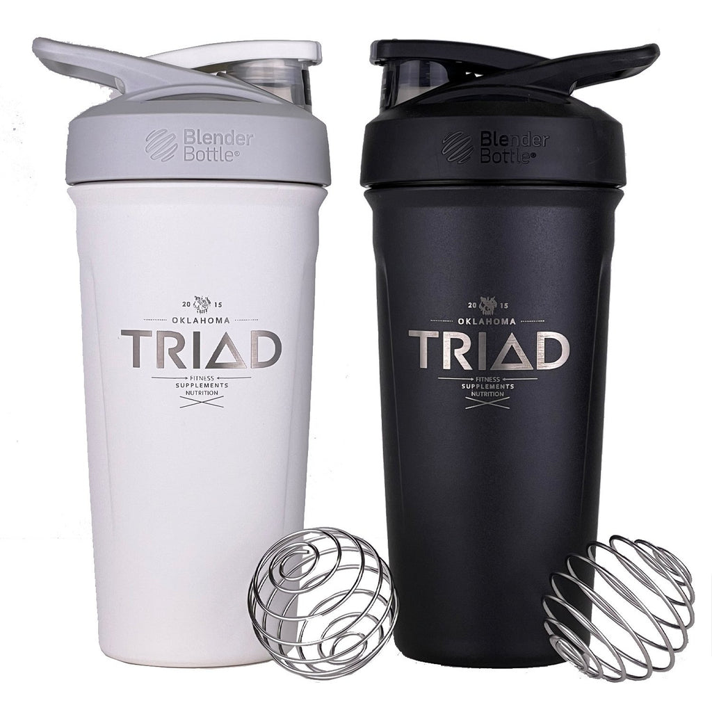 Steel Blender Bottle