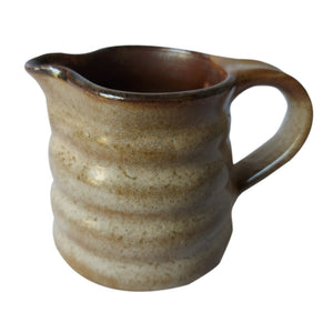 Brown Milk Pot