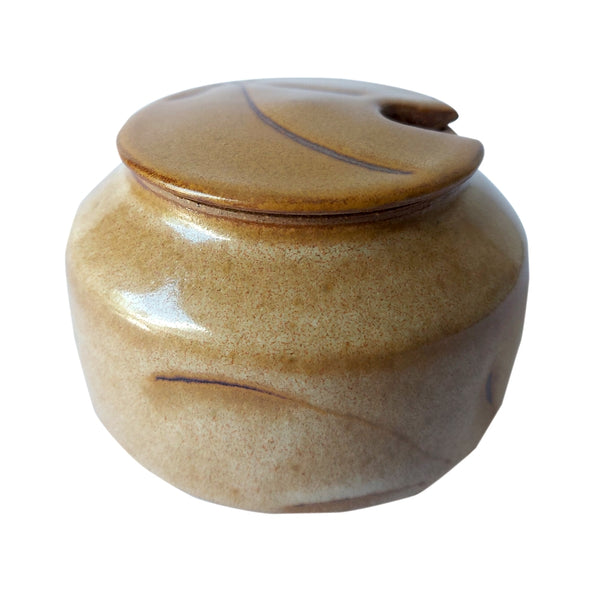 Auro Sugar Pot Brown