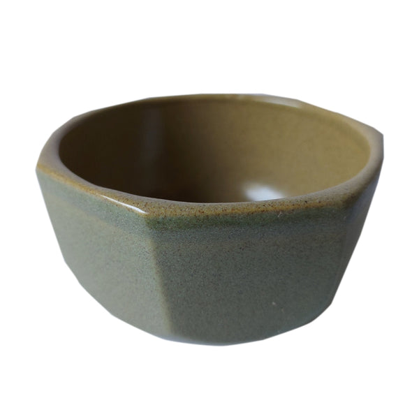 ASP Faceted Bowl