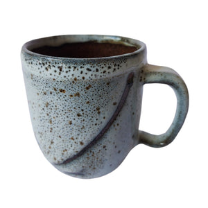 Nida Tea Mug Brown
