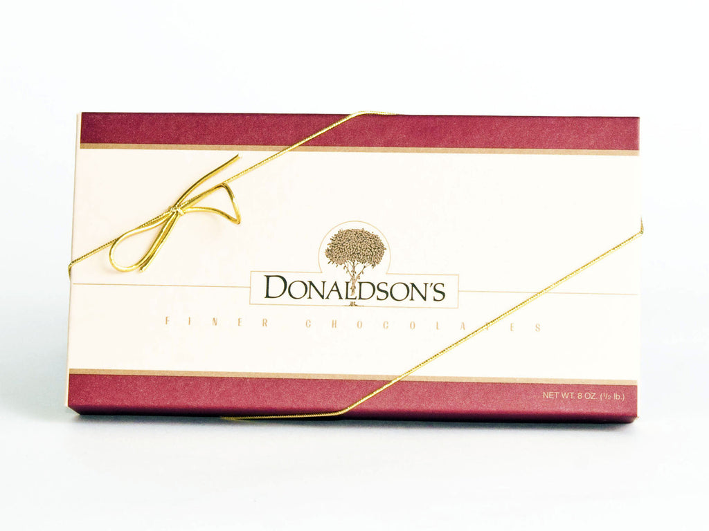 Half Pound Assorted Donaldson's Finer Chocolates