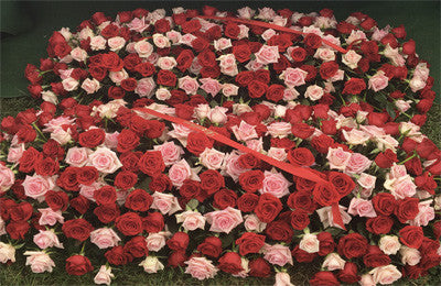 Graveside Rose Blanket