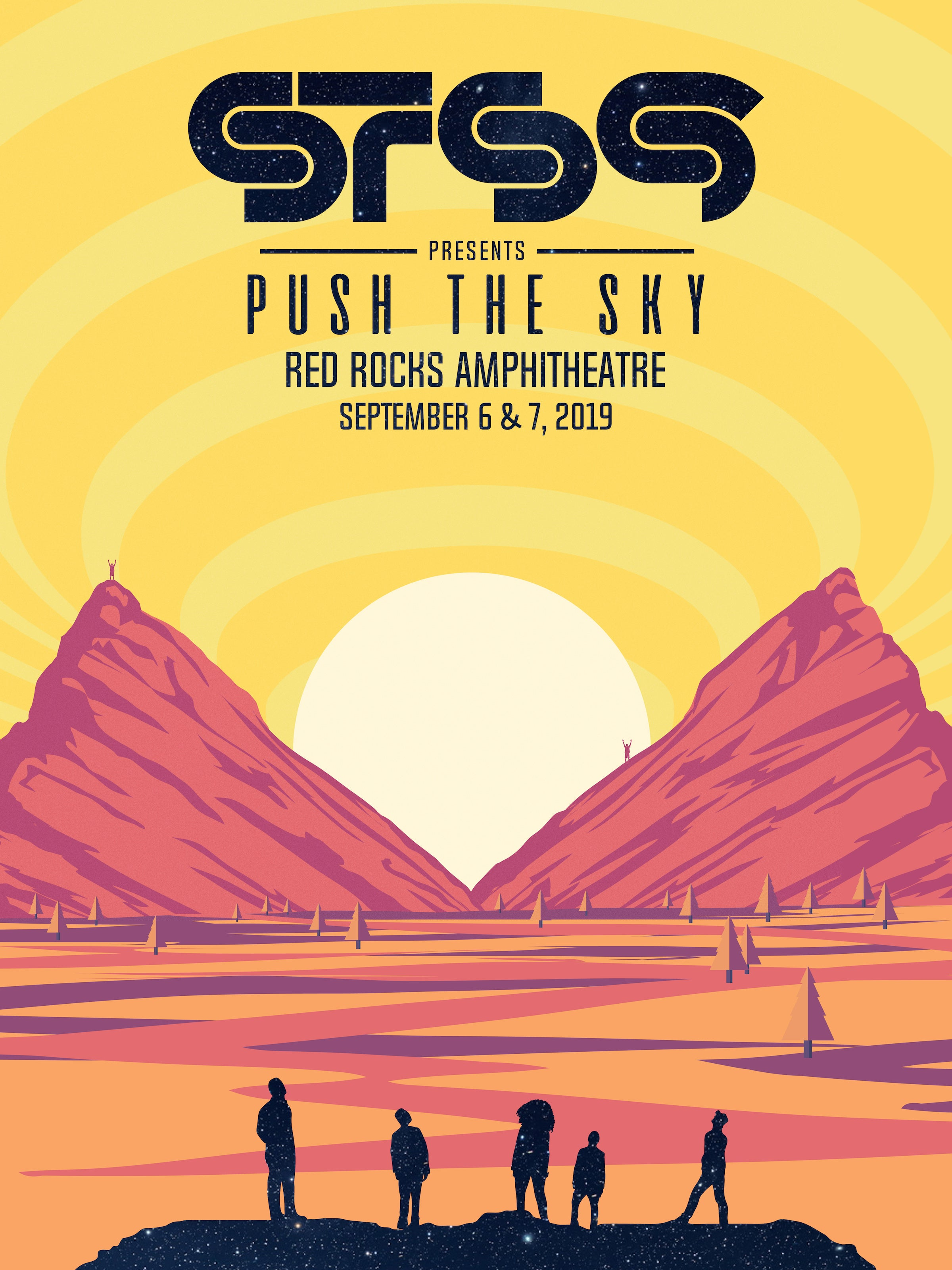 STS9 RED ROCKS 2019