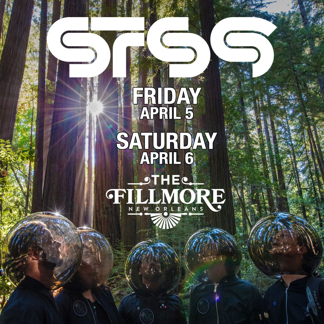 STS9: NEW ORLEANS 2019
