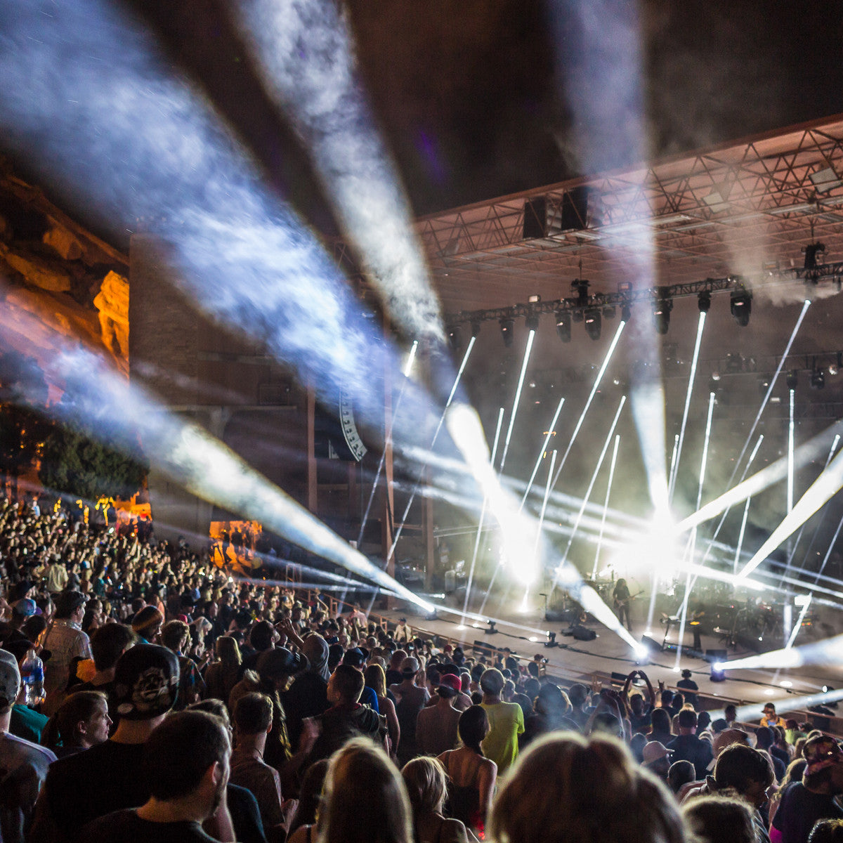 Red Rocks in September