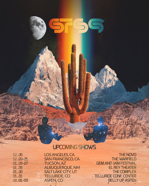 STS9 Winter Tour 2018