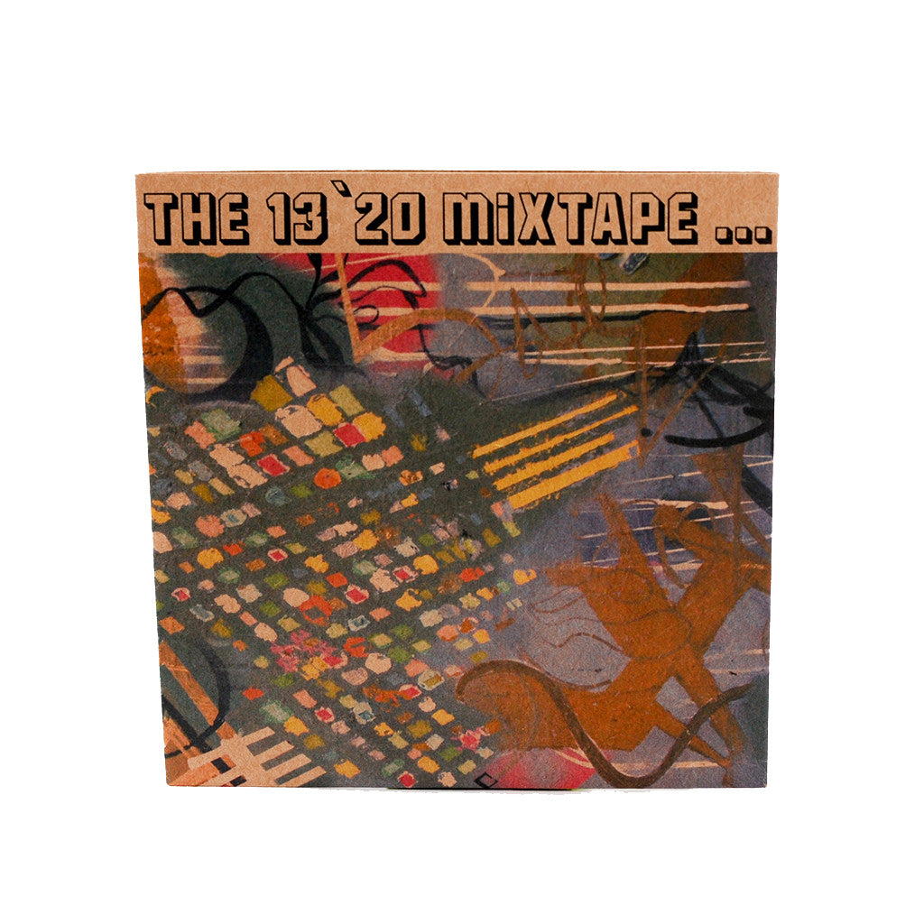 1320 Mixtape CD