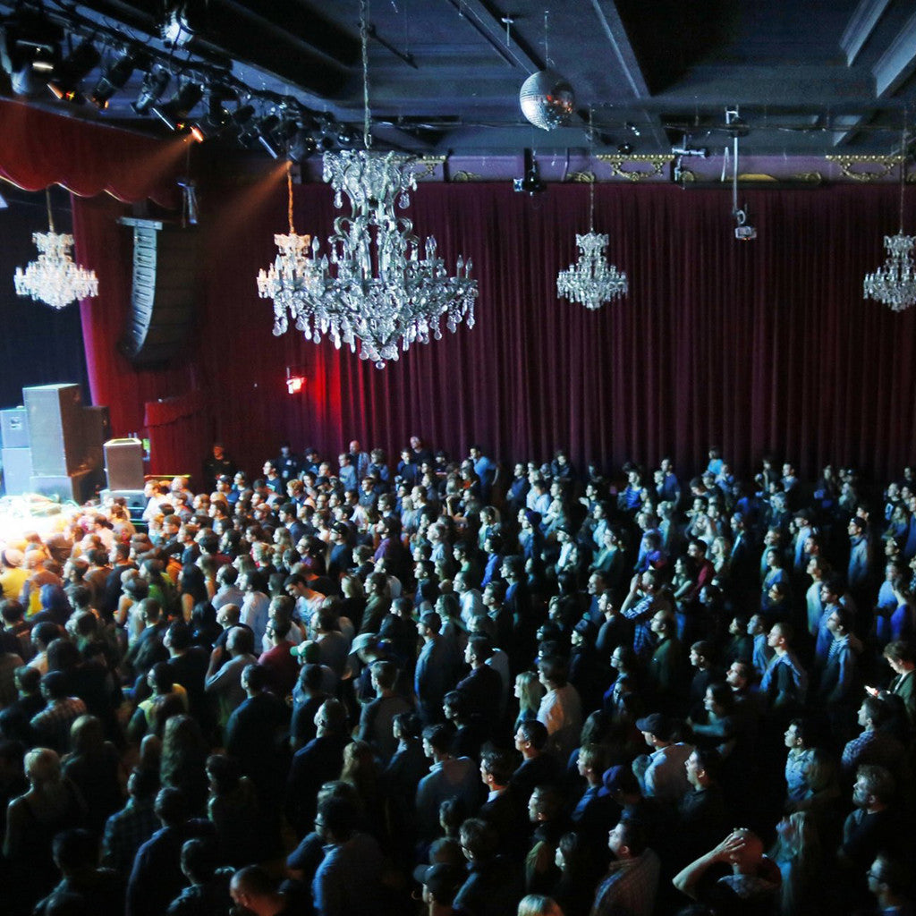 2001.02.03 :: The Fillmore :: San Francisco, CA