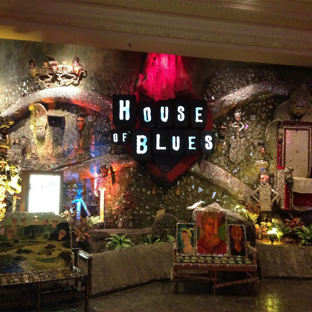 2005.10.29 :: House of Blues :: Las Vegas, NV