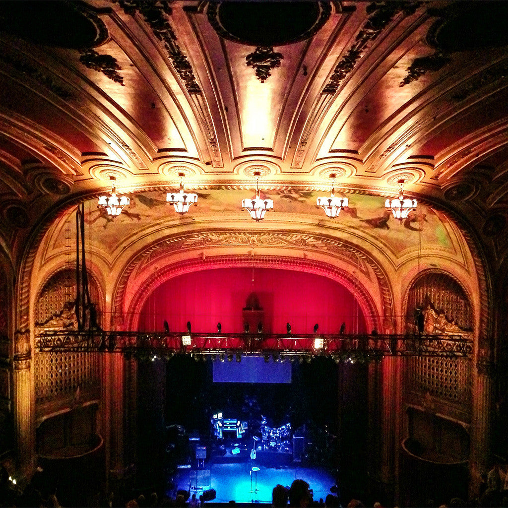 2006.10.31 :: Warfield Theater :: San Francisco, CA