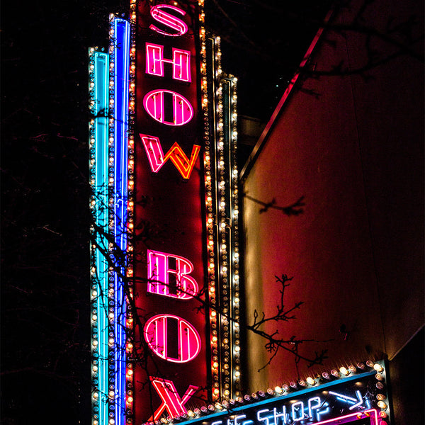 2007.02.23 :: The Showbox :: Seattle, WA