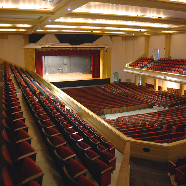 2007.04.27 :: Thomas Wolfe Auditorium :: Asheville, NC