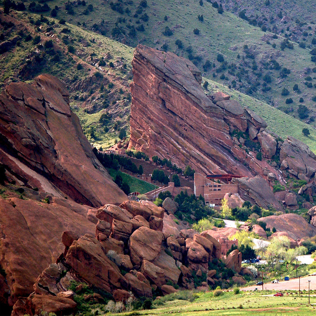 2007.09.07 :: Red Rocks Amphitheatre :: Morrison, CO