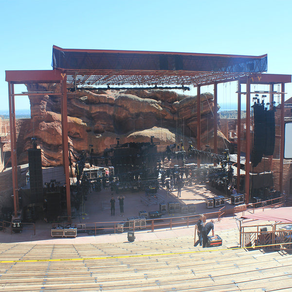 2007.09.08 :: Red Rocks Amphitheatre :: Morrison, CO