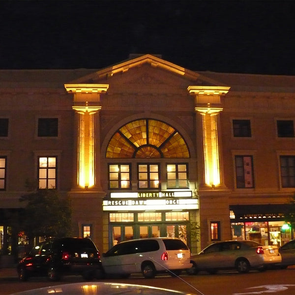 2007.09.18 :: Liberty Hall :: Lawrence, KS