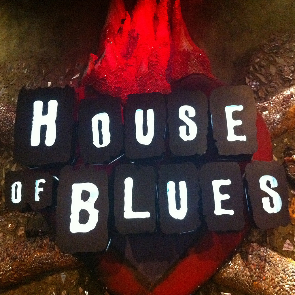 2007.10.28 :: House of Blues :: Las Vegas, NV
