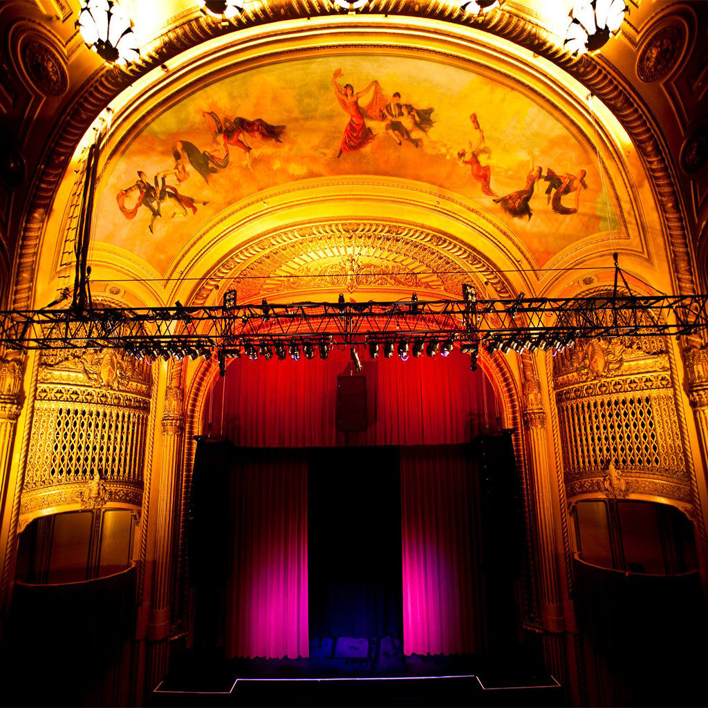 2007.10.31 :: Warfield Theater :: San Francisco, CA