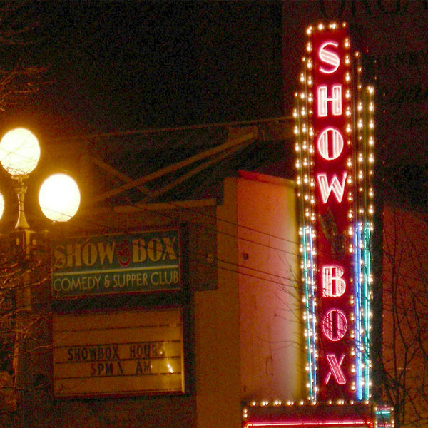 2008.01.17 :: The Showbox :: Seattle, WA