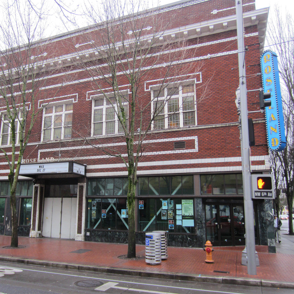 2008.01.19 :: Roseland Theater :: Portland, OR
