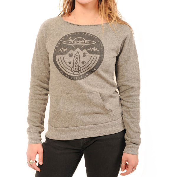 'We Are One' Women's Maniac Sweatshirt