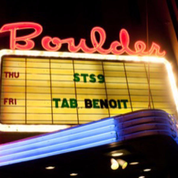 2010.09.09 :: Boulder Theater :: Boulder, CO