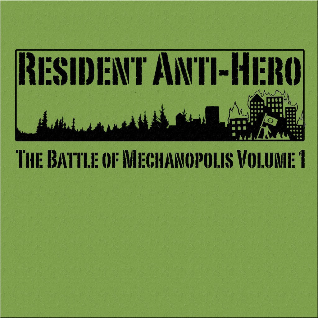 The Battle of Mechanopolis Vol 1